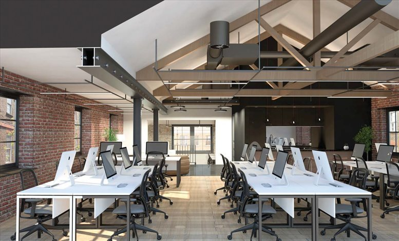 Covent Garden Office Space for Rent on 39-45 Neal Street, London