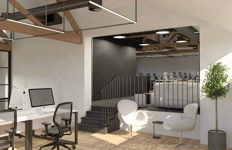 Rent Covent Garden Office Space on 39-45 Neal Street, London