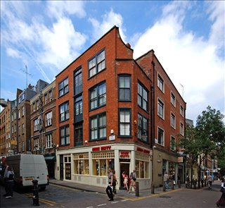 Photo of Office Space on 39-45 Neal Street, London - Covent Garden