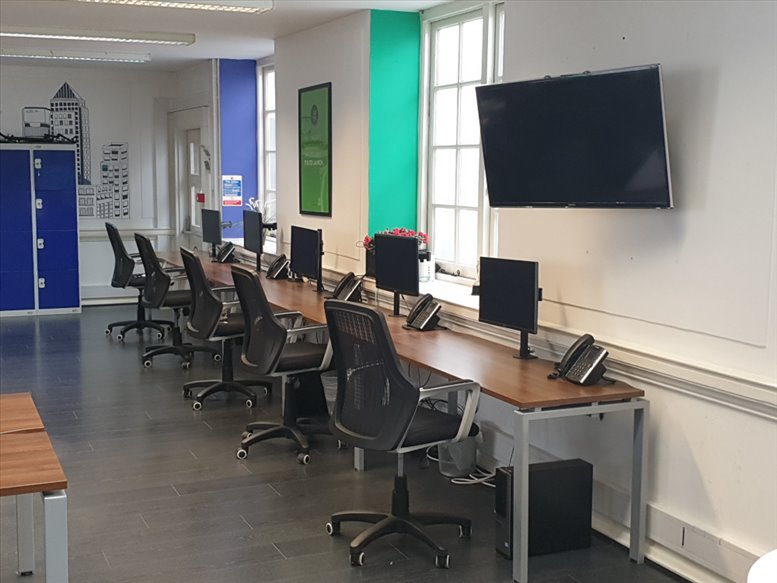 13-14 Archer Street, Soho Office for Rent West End