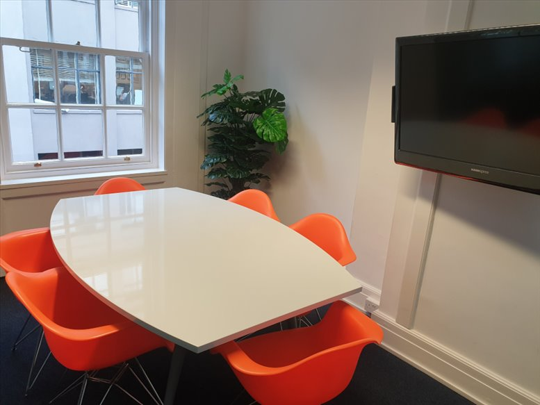 West End Office Space for Rent on 13-14 Archer Street, Soho