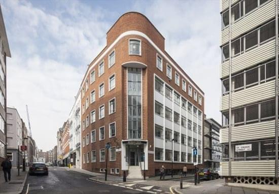 Photo of Office Space on Dunstan House, 14A St Cross St Farringdon