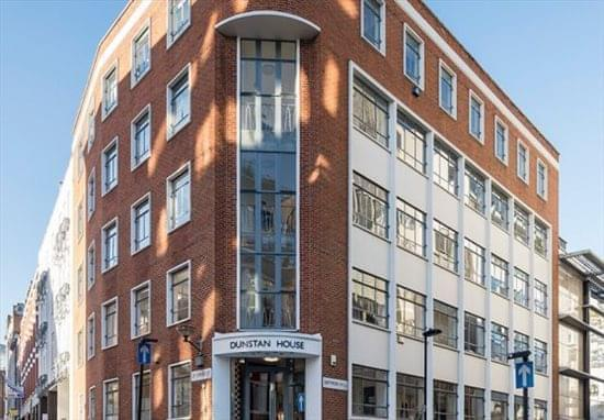 Picture of Dunstan House, 14A St Cross St Office Space for available in Farringdon