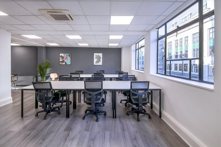 129 Oxford Street, Soho Office Space Oxford Street