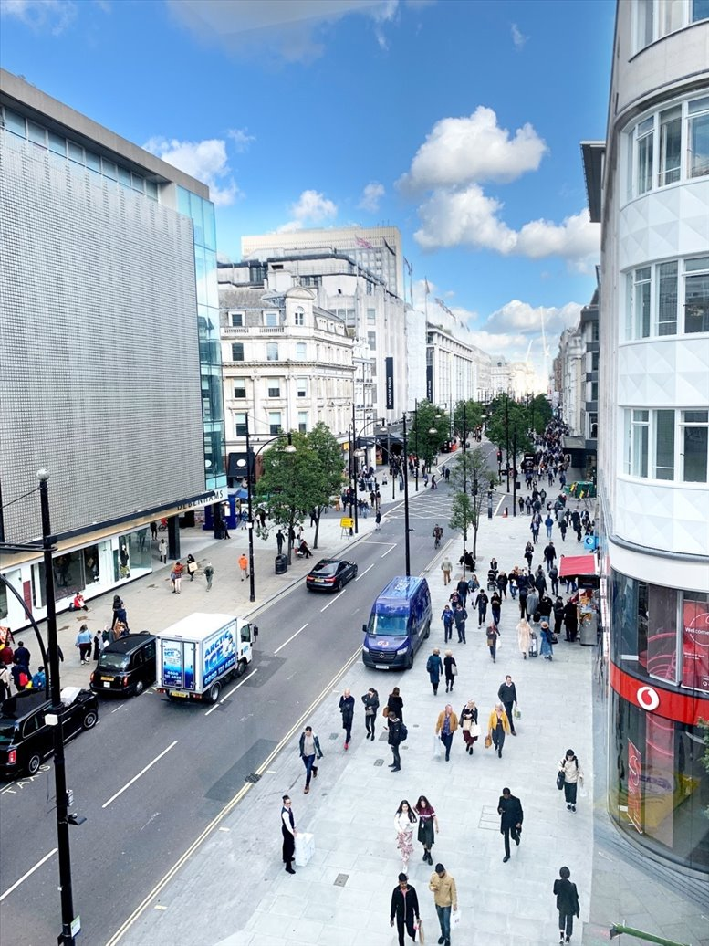 Atlantic House, 351 Oxford Street, Mayfair available for companies in Oxford Street