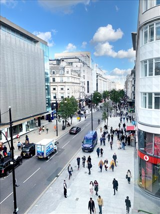 Photo of Office Space on Atlantic House, 351 Oxford Street, Mayfair - Oxford Street