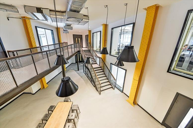 Picture of Dunn's Hat Factory, Kentish Town Road Office Space for available in Camden Town