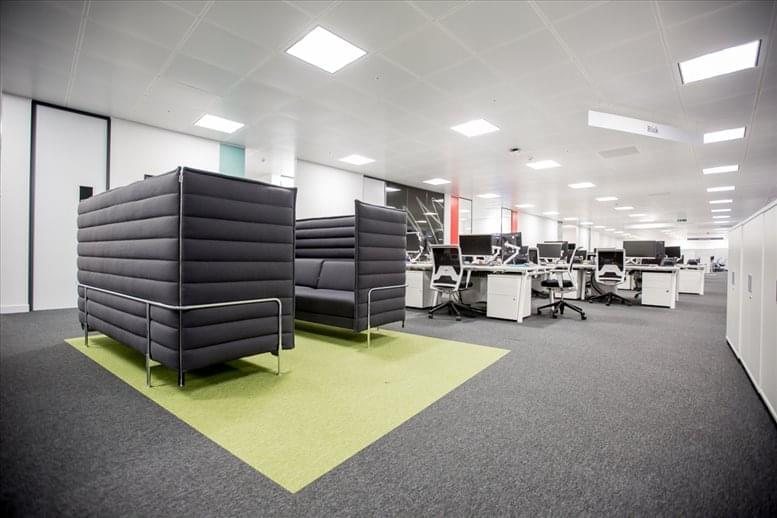 Office for Rent on The Walbrook Building, 25 Walbrook, London Cannon Street