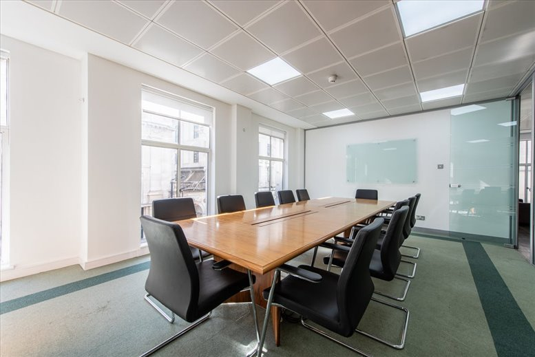 Office for Rent on 13 Charles II Street, St James's West End