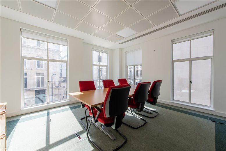 Image of Offices available in West End: 13 Charles II Street, St James's