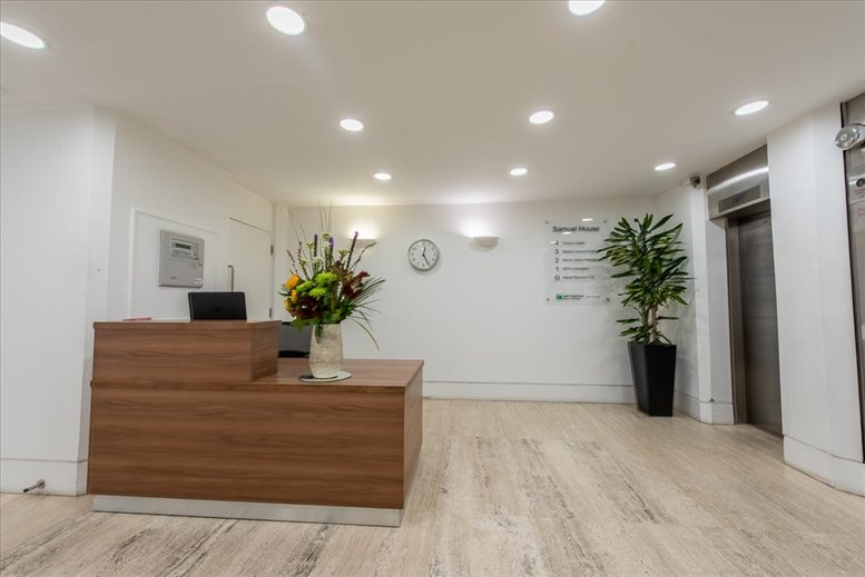 Samuel House, 6 St Alban's Street, St James's Office for Rent West End