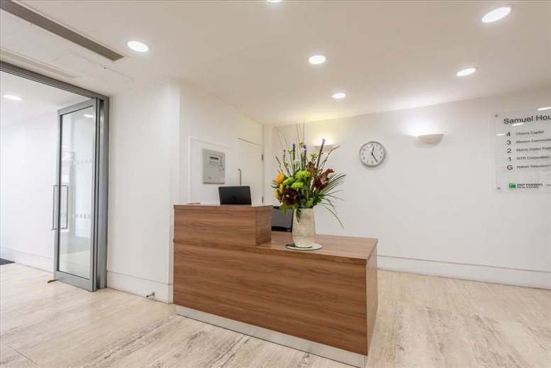 Picture of Samuel House, 6 St Alban's Street, St James's Office Space for available in West End