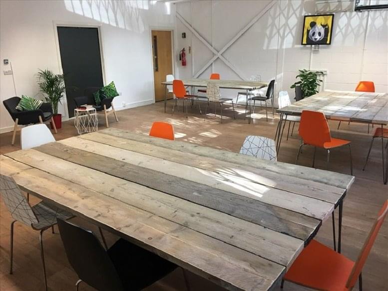 Photo of Office Space on 18-20 London Lane, Hackney London Fields