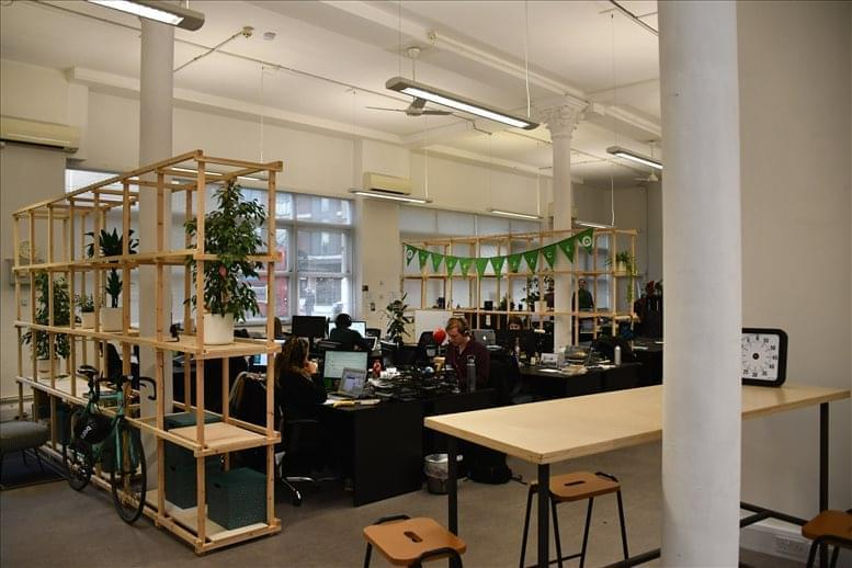 Photo of Office Space on 213-215 Borough High St Borough