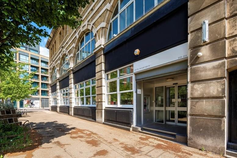 213-215 Borough High St Office for Rent Borough