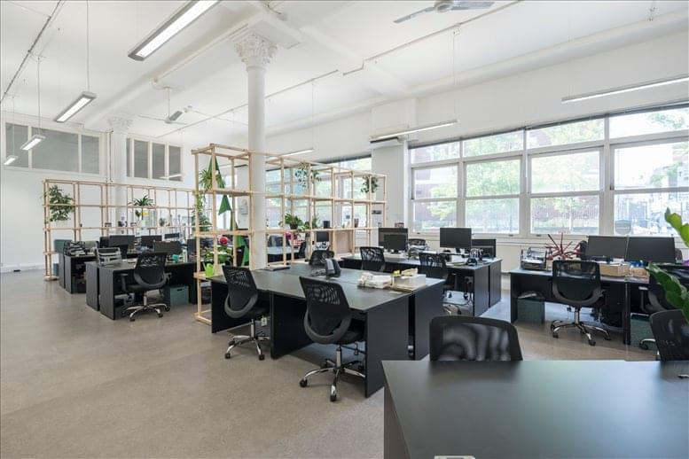 Borough Office Space for Rent on 213-215 Borough High St
