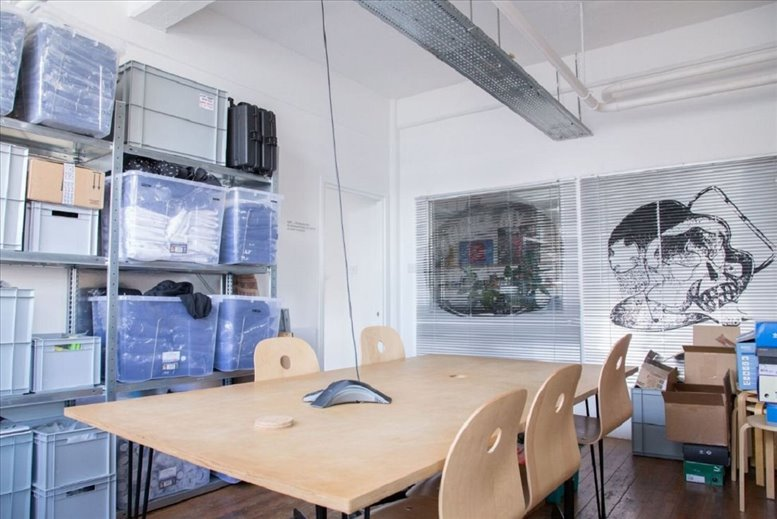 Office for Rent on 25 Northumberland Avenue Embankment