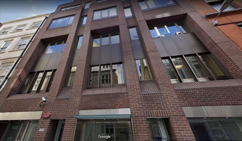 30 Furnival Street, London Office Space Chancery Lane