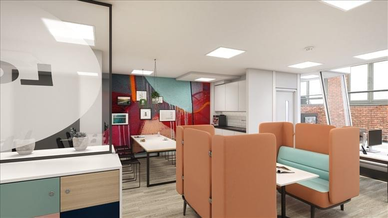 Picture of 30 Furnival Street, London Office Space for available in Chancery Lane