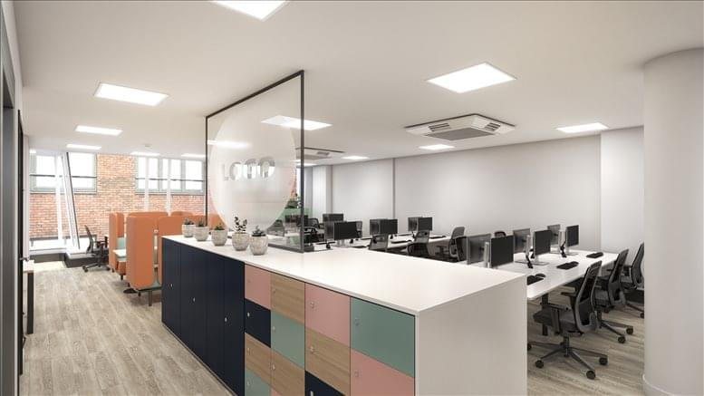 Office for Rent on 30 Furnival Street, London Chancery Lane