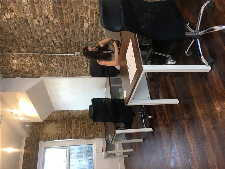 Office for Rent on 2 Frederick Street, London Kings Cross