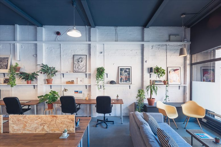 Picture of Another Place, 3-9 Belfast Road, Cazenove, Hackney Office Space for available in Hackney
