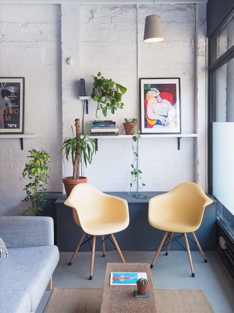 Image of Offices available in Hackney: Another Place, 3-9 Belfast Road, Cazenove, Hackney