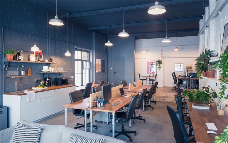 Hackney Office Space for Rent on Another Place, 3-9 Belfast Road, Cazenove, Hackney