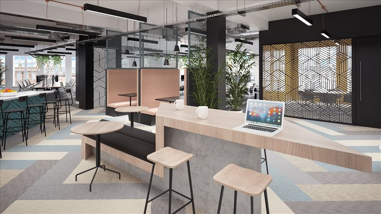Photo of Office Space on 91-93 Farringdon Road Clerkenwell