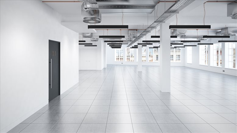 Image of Offices available in Clerkenwell: 91-93 Farringdon Road