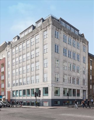 Photo of Office Space on 91-93 Farringdon Road - Clerkenwell