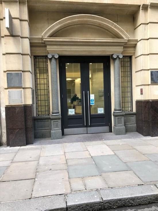 New Liverpool House, 15 Eldon Street Office Space Finsbury