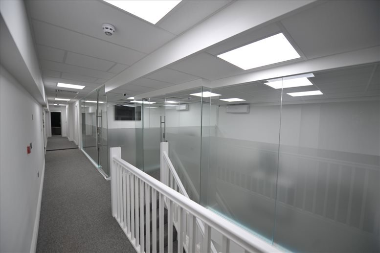 Rent Park Royal Office Space on 18-20 Commercial Way