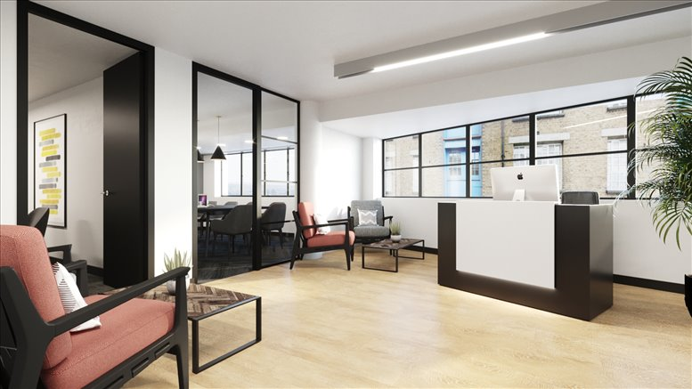 4 Maguire Street, Butlers Wharf Office Space Bermondsey