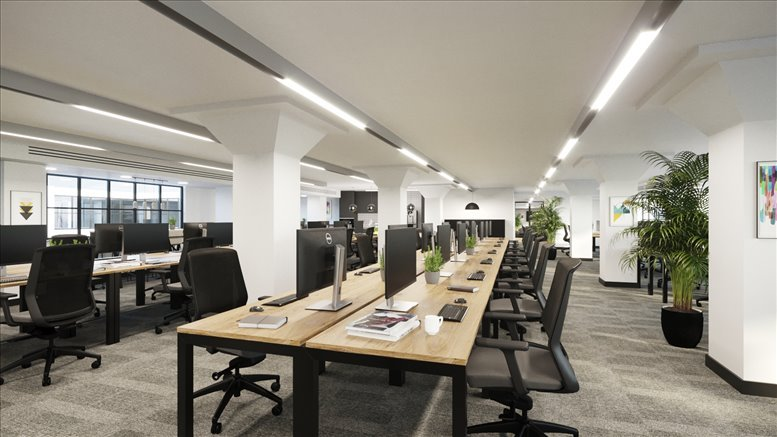Picture of 4 Maguire Street, Butlers Wharf Office Space for available in Bermondsey