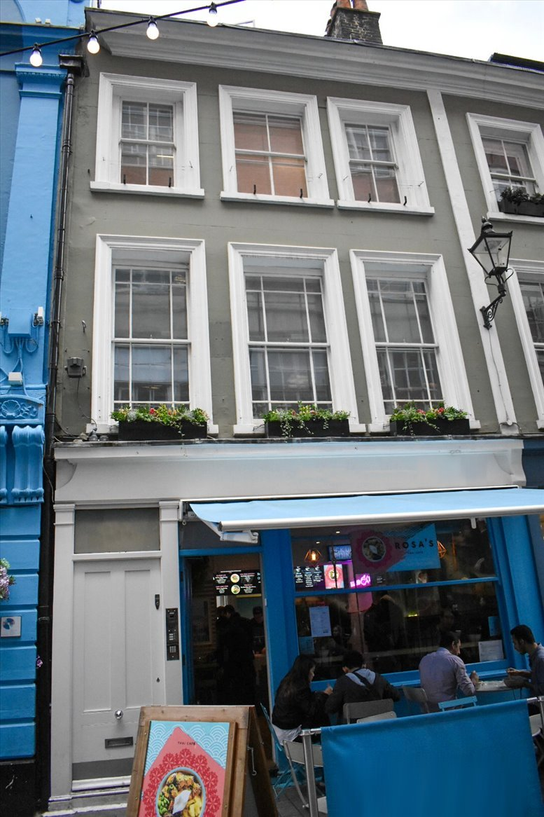 Photo of Office Space on 8a Kingly Street Soho