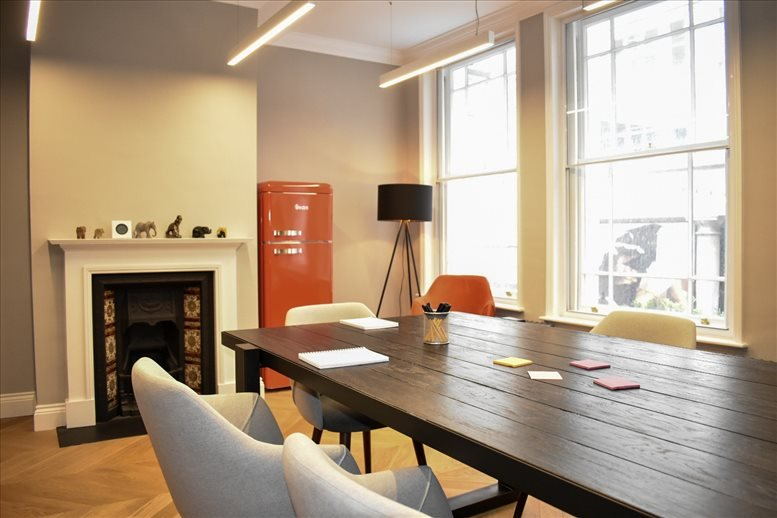 Picture of 8a Kingly Street Office Space for available in Soho