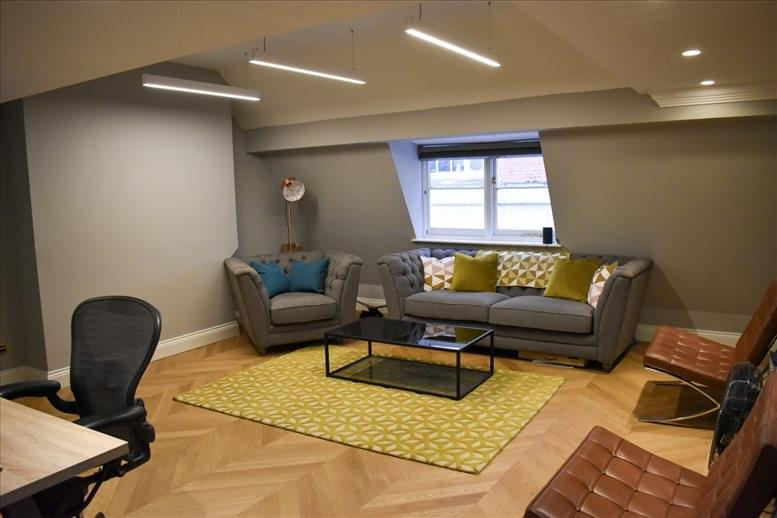 Image of Offices available in Soho: 8a Kingly Street