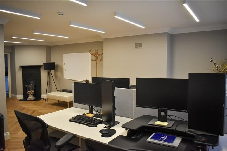 Rent Soho Office Space on 8a Kingly Street