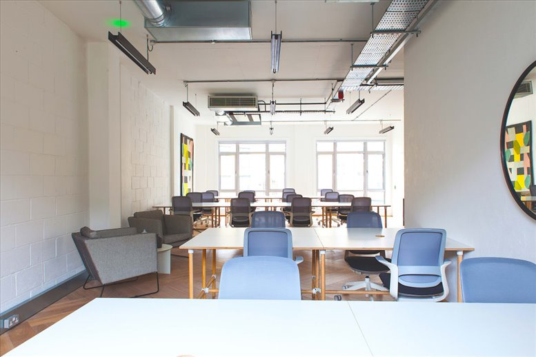 Picture of 27 Provost Street, Hoxton Office Space for available in Hoxton