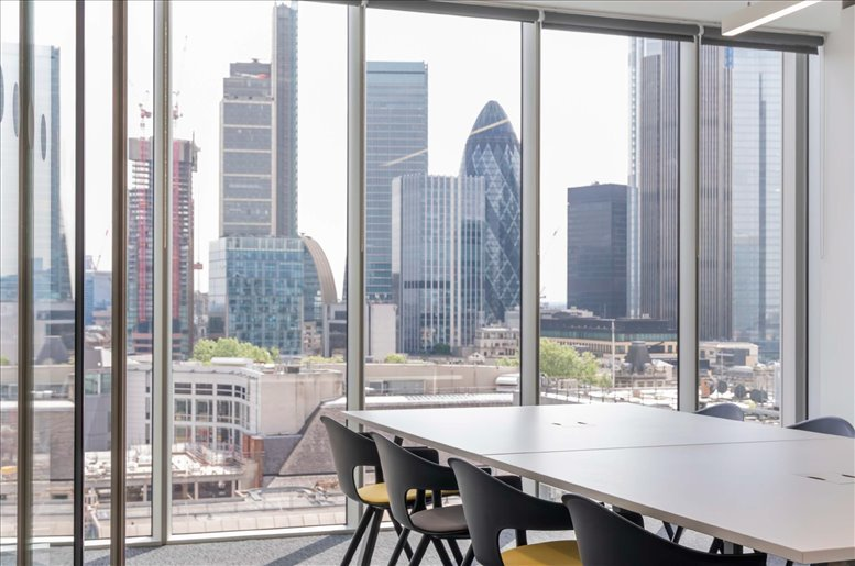 CityPoint, 1 Ropemaker Street, The City Office for Rent Moorgate