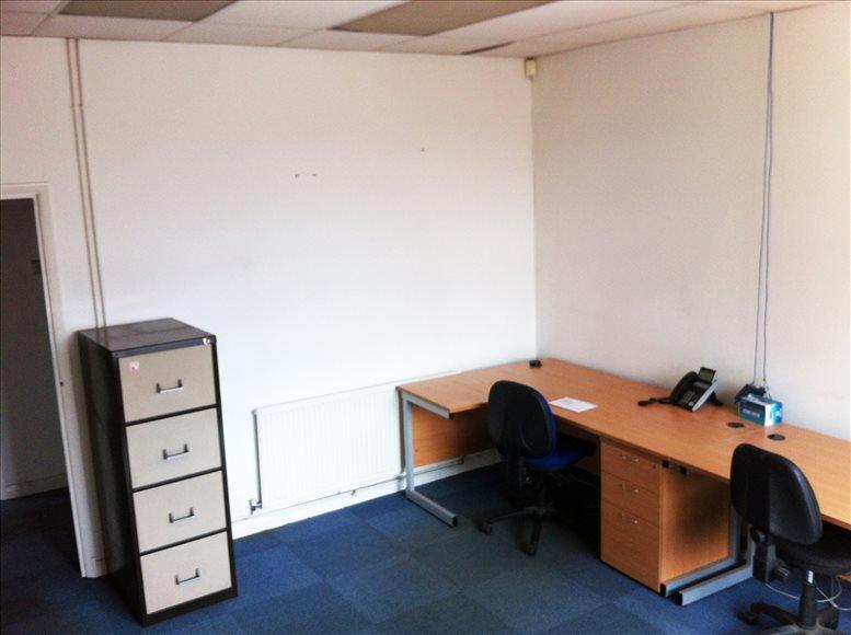 Unit 18 Wimbledon Stadium Business Centre, Garratt Business Park, Riverside Road available for companies in Earlsfield