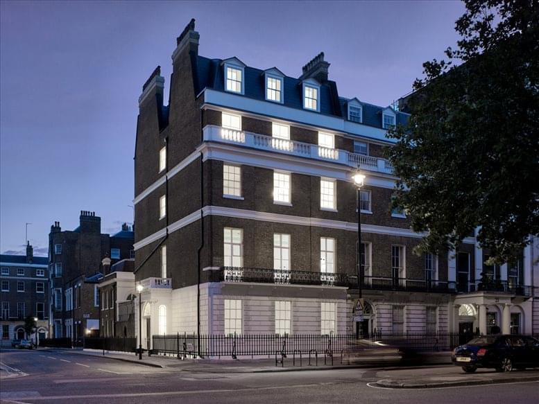 17 Portland Place, Marylebone Office Space Cavendish Square