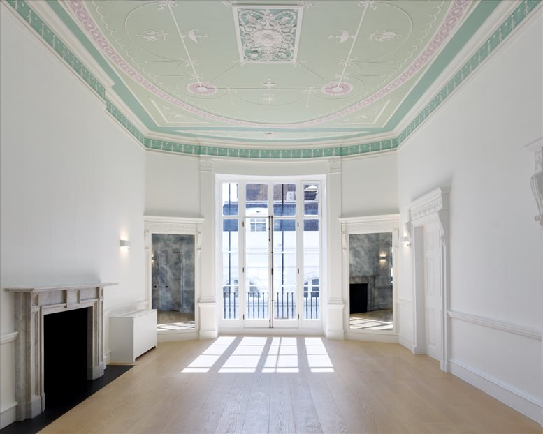 17 Portland Place, Marylebone Office for Rent Cavendish Square