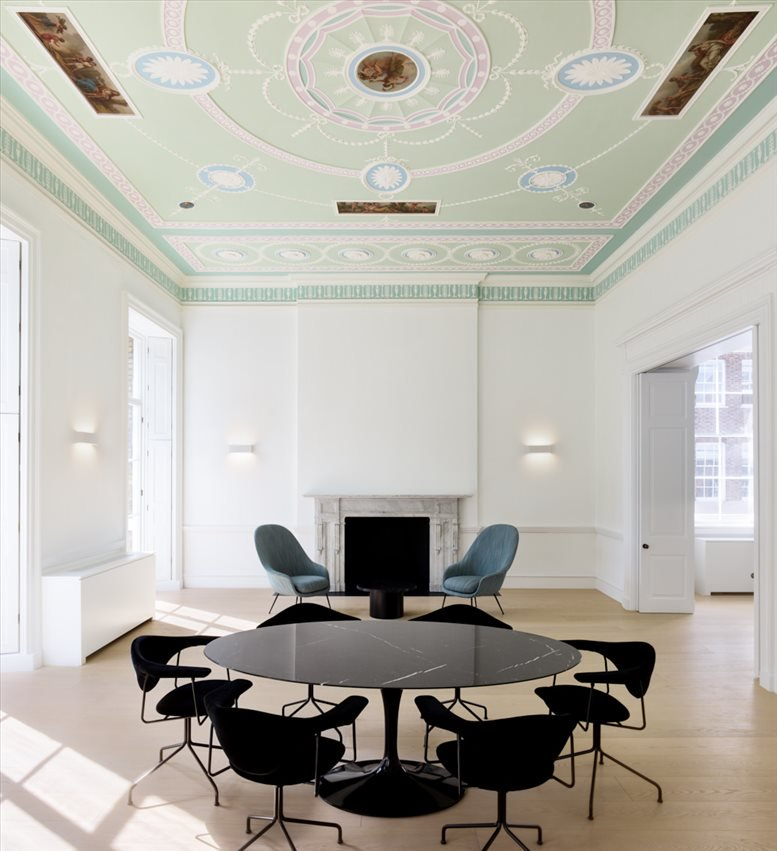 Rent Cavendish Square Office Space on 17 Portland Place, Marylebone