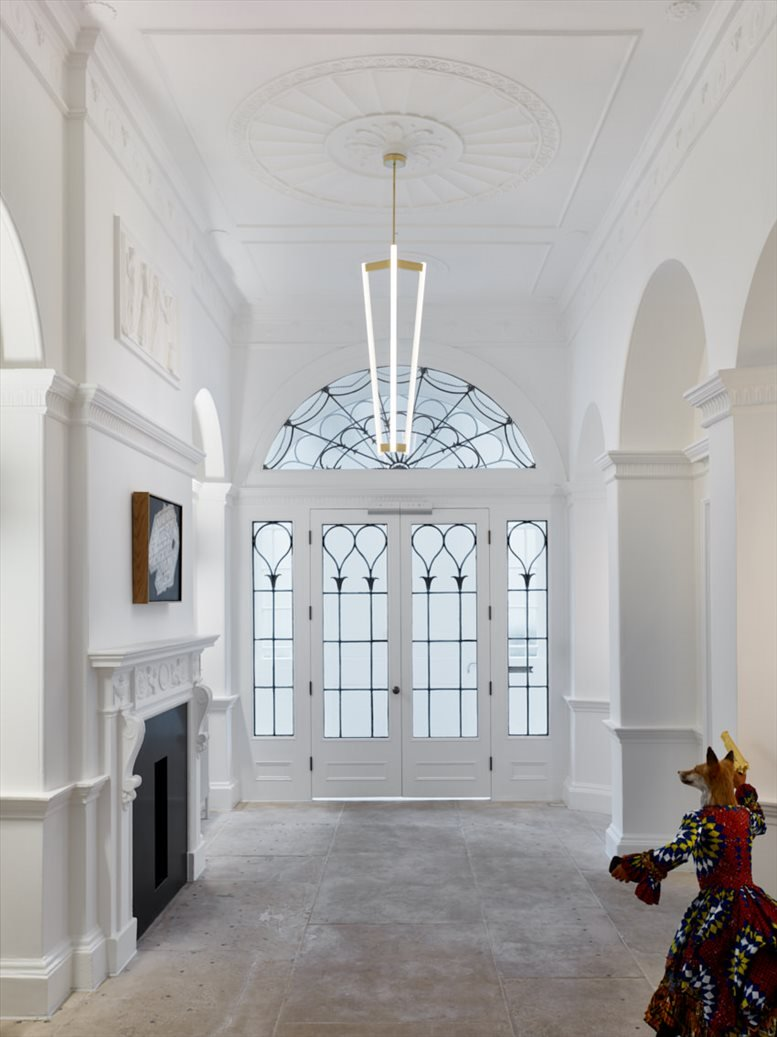 Picture of 17 Portland Place, Marylebone Office Space for available in Cavendish Square