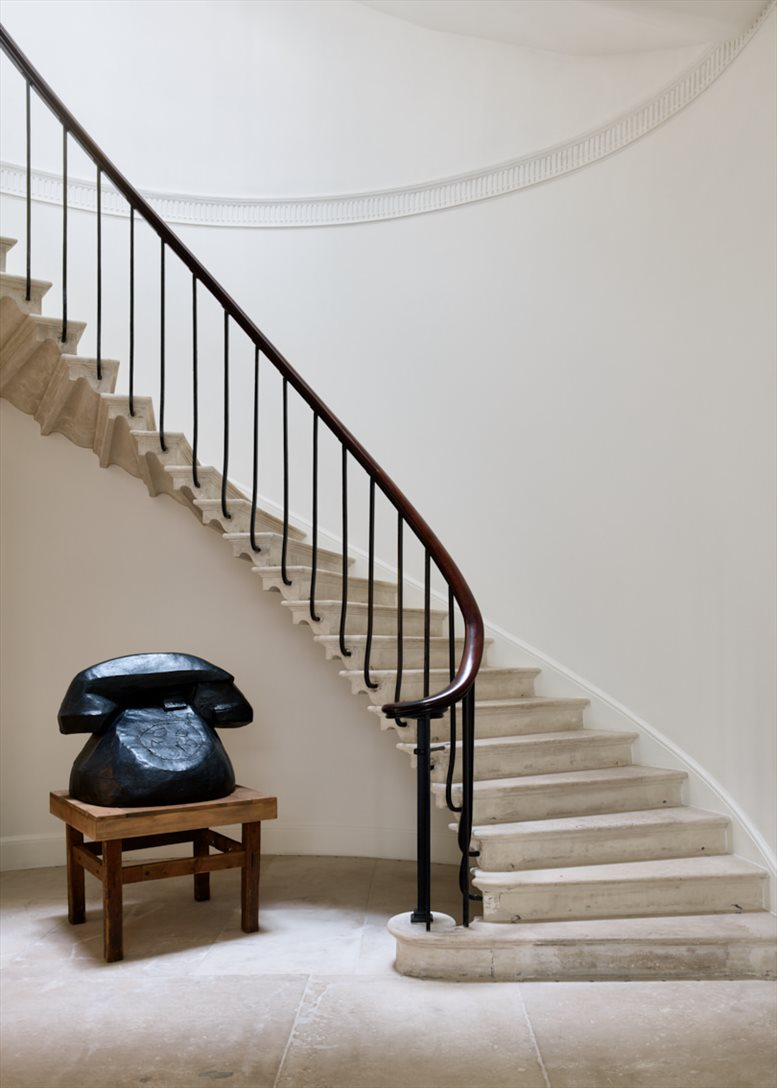 Image of Offices available in Cavendish Square: 17 Portland Place, Marylebone