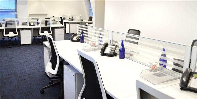 1 Royal Exchange Avenue, City of London Office Space Bank