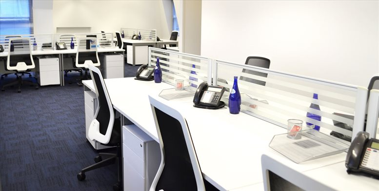 This is a photo of the office space available to rent on 1 Royal Exchange Avenue, City of London