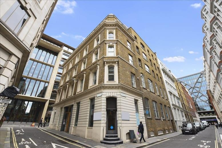 Cannongate House, 62-64 Cannon Street, City of London Office Space Cannon Street